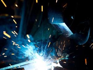 fabricación y exportación del sector de la industria de la automoción 2014.