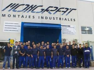 El mantenimiento industrial de tu empresa en las mejores manos