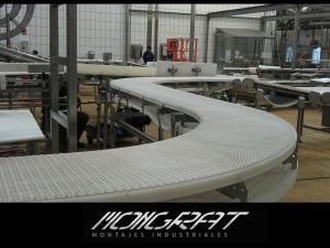 Diseño y fabricación propia de maquinaria industrial