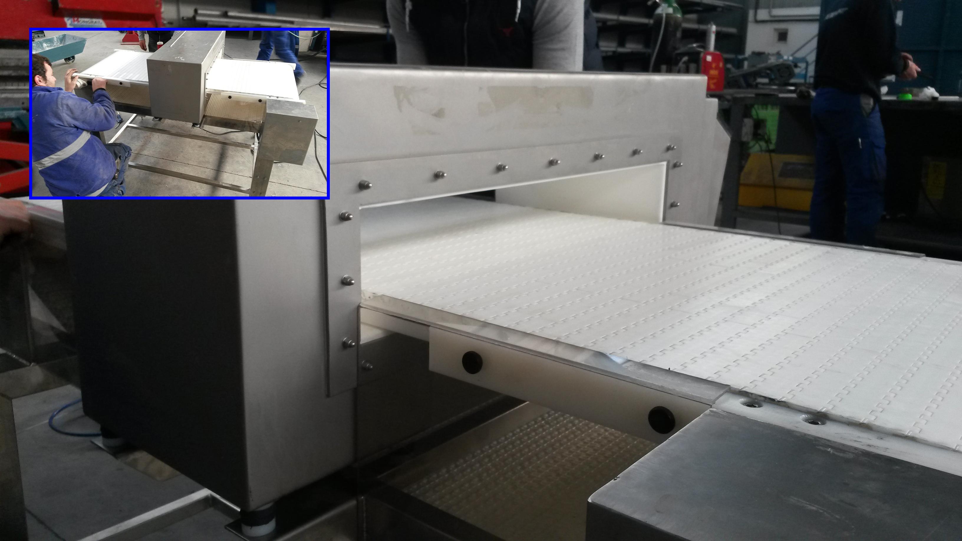 Mongrat ; fabricación, montaje y mantenimiento de maquinaria industrial.