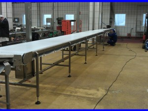 Fabricación de maquinaria para industrias alimentarias.