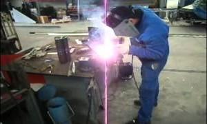 Prueba previa a examen práctico para la obtención del título de soldador homologado