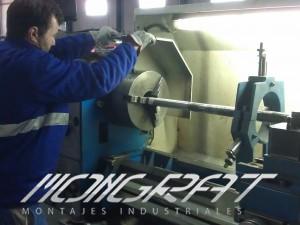 Fabricación de piezas a medida a través de fresado