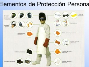 Seguridad laboral y sus distintos equipos de protección