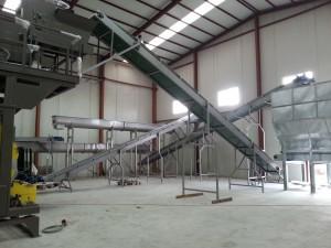 Creación de una planta industrial
